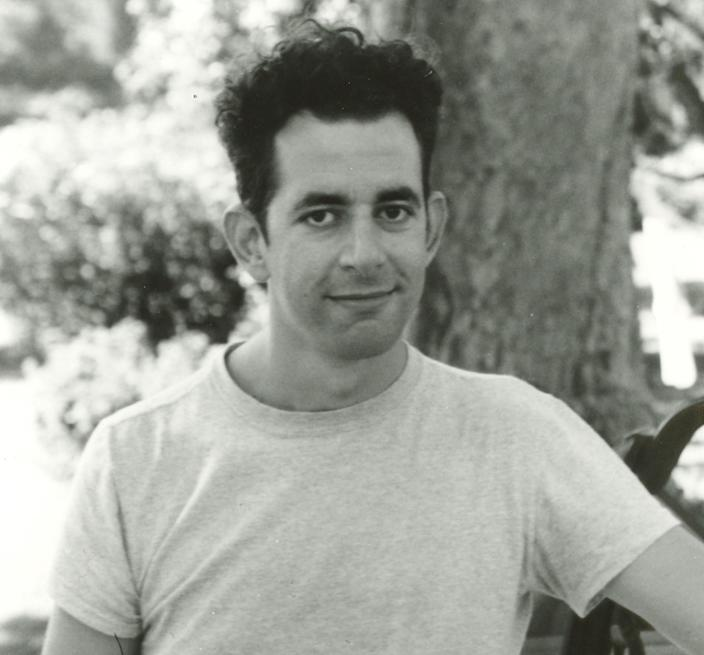 Jonathan Larson, composer and lyricist of the musical