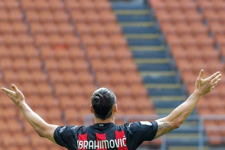 Zlatan Ibrahimovic's AC Milan have faltered in their Serie A title bid