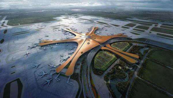 T-Systems Support New Smart Airport – Beijing Daxing International Airport