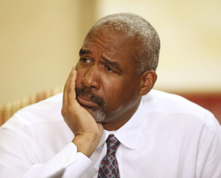 Ohio State AD Gene Smith was opposed to the early signing day legislation that recently passed. (AP)