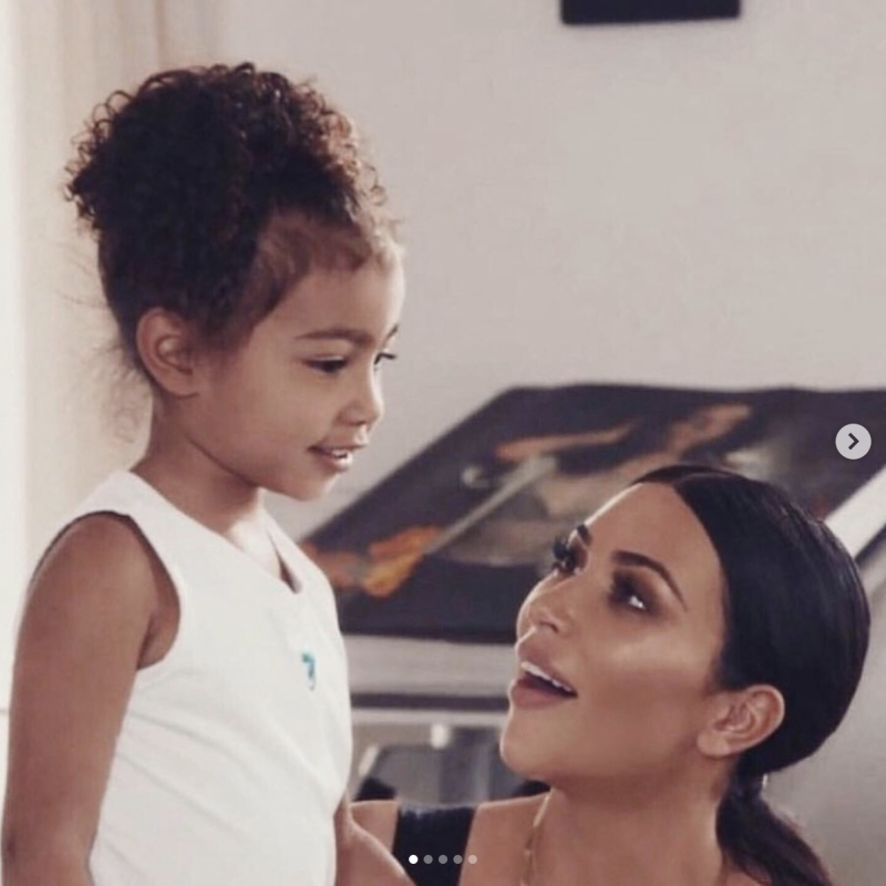 Kim Kardashian Sends Sweet Sixth Birthday Tribute To North!