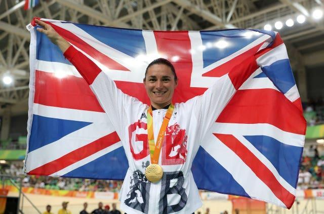 Great Britain's Sarah Storey is preparing for her eighth Paralympic Games