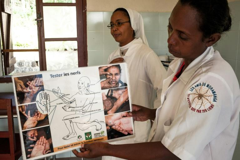 Madagascar, an Indian Ocean island nation, tends to rank among the three worst countries in Africa for new infections of leprosy