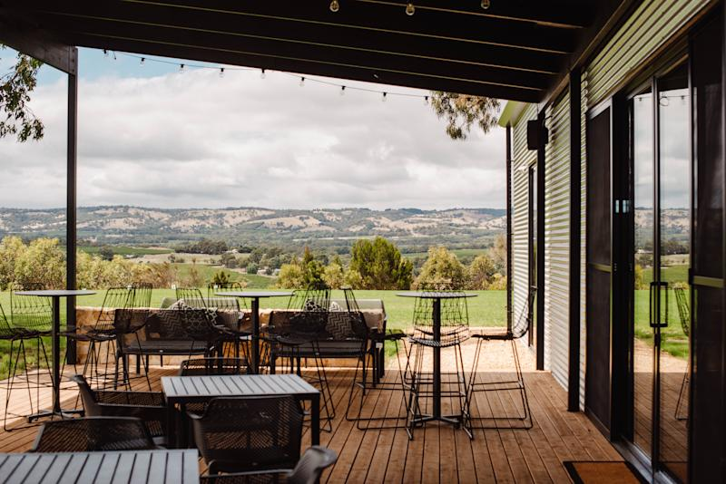 McLaren Vale's picture-perfect wine region is just 45 minutes from Adelaide. Photo: supplied.