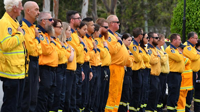 A new medal will be awarded to Australian firefighters, police, paramedics and others to recognise their service during the latest bushfire season.