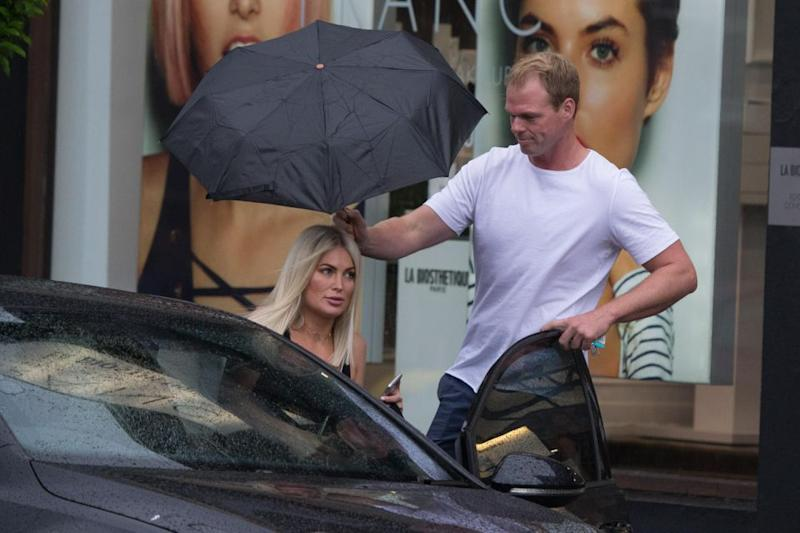 Keira and Jarrod are seen together in Melbourne. Keira Maguire and her new rumoured boyfriend Jarrod Woodgate, are seen together for the first time, all but confirming they are dating. Source: Splash