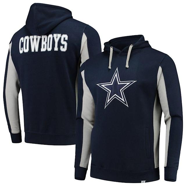 Dallas Cowboys NFL Pro Line Branded Team Pullover Hoodie