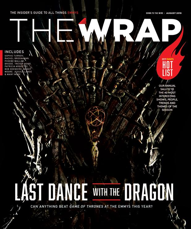 EmmyWrap Down to the Wire cover