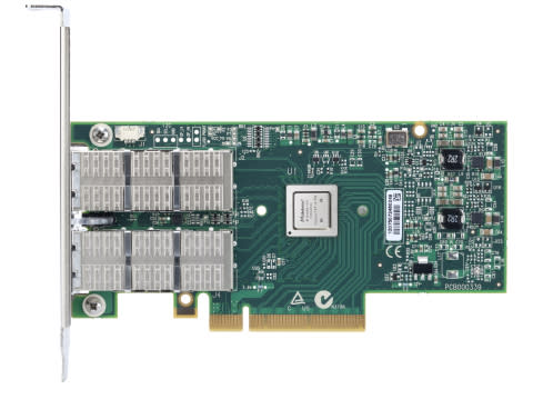 ConnectX-3 Pro, the industry's first network adapter IC and card with hardware offload engines that ...