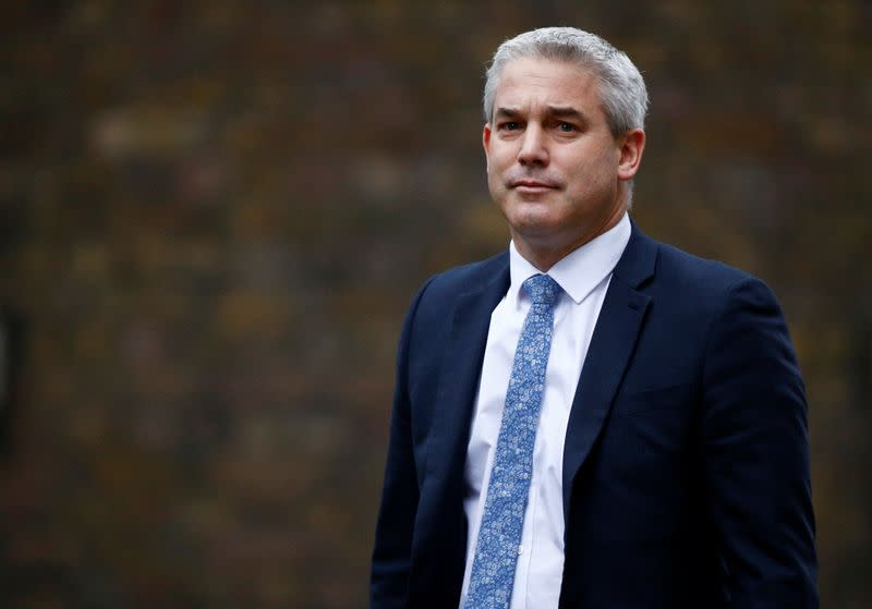UK will set out EU trade objectives next month - Brexit secretary