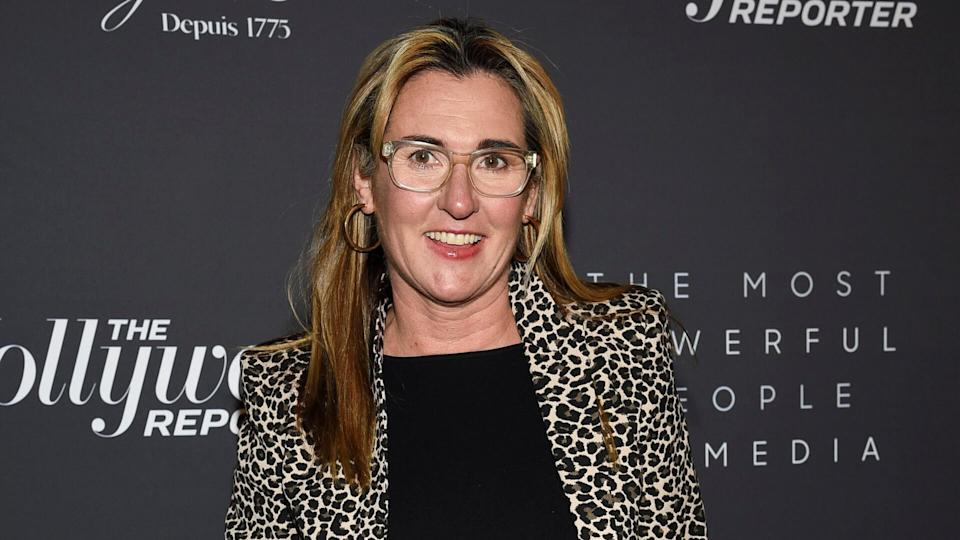 Mandatory Credit: Photo by Evan Agostini/Invision/AP/Shutterstock (10200230cv)Vice Media CEO Nancy Dubuc attends The Hollywood Reporter's annual Most Powerful People in Media cocktail reception at The Pool, in New YorkThe Hollywood Reporter's Most Powerful People in Media 2019, New York, USA - 11 Apr 2019.