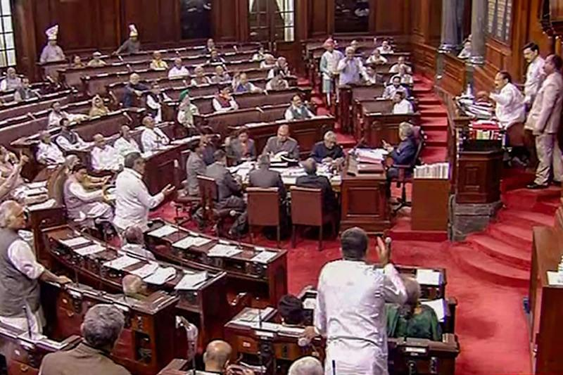 BJP Manages to Get Farm Bills Passed in Parl But Faces Allies' Ire; Oppn Calls it 'Black Day'