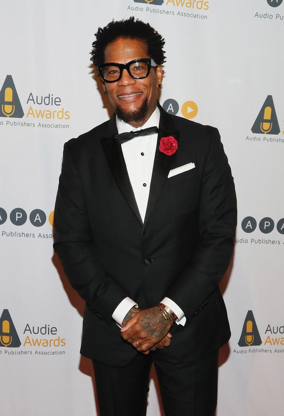 """<p>The comedian, actor, and <em>Dancing With The Stars</em> alum <a href=""""https://www.businessinsider.com/celebrities-who-worked-at-mcdonalds#dl-hughley-16"""" rel=""""nofollow noopener"""" target=""""_blank"""" data-ylk=""""slk:reportedly got his start cleaning the lobby at McDonald's"""" class=""""link rapid-noclick-resp"""">reportedly got his start cleaning the lobby at McDonald's</a>. But there probably isn't any lost love between D.L. and McDonald's: he once tweeted, """"It's funny that McDonald's uses a heart in their commercials, When u consider how many hearts their food has stopped!"""" Yikes.</p>"""
