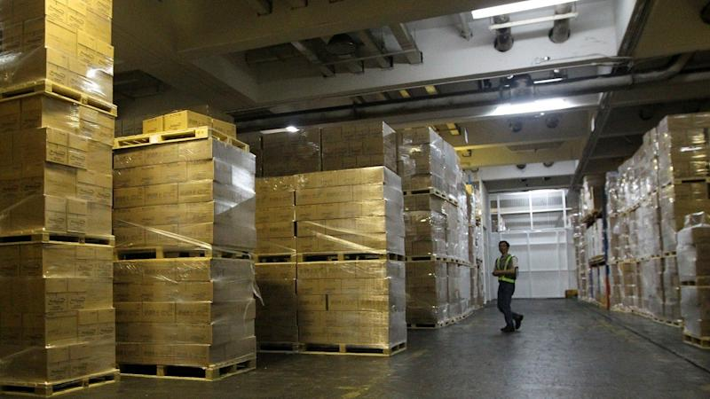 Vacancy in Hong Kong's storage facilities, warehouses and logistics real estate may double as retailers end leases, slash stock