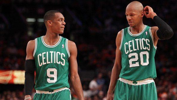 Doc Rivers 'Hates' Seeing Rift Between 2008 Celtics