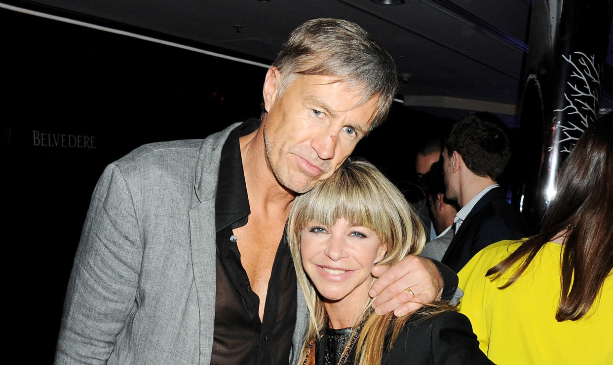 Leslie Ash and retired footballer Lee Chapman have been married since 1988. (Dave M. Benett/Getty Images for (BELVEDERE)RED)