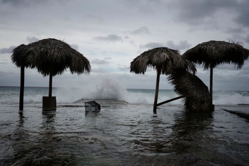 Hurricane Laura poses biggest storm threat to U.S. oil output in 15 years