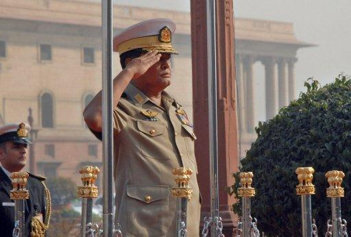 Myanmar's new vice president, Admiral Nyan Tun, 58, has a reputation as a political moderate