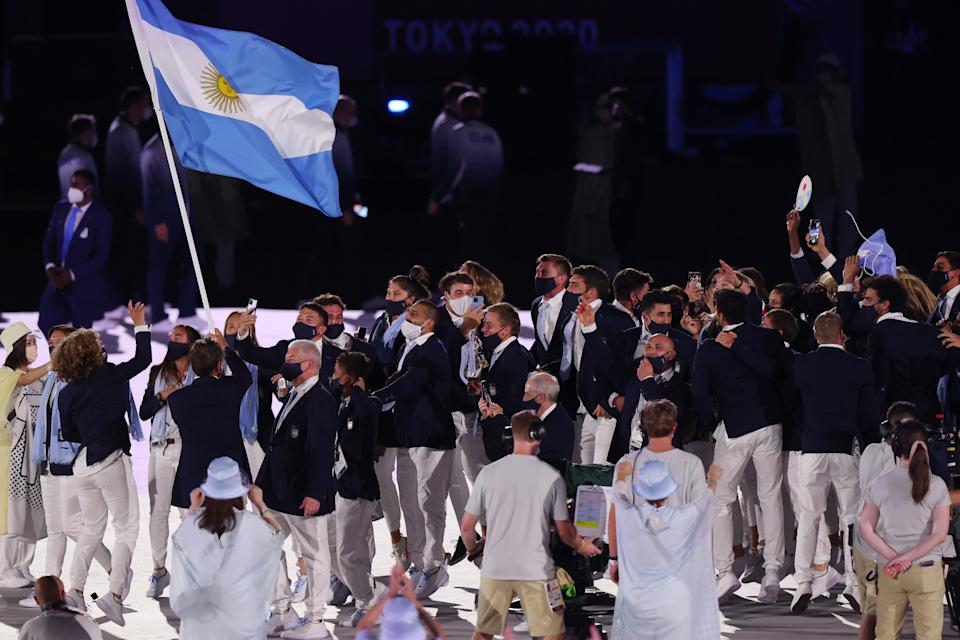 <p>Argentina (Photo by Clive Rose/Getty Images)</p>