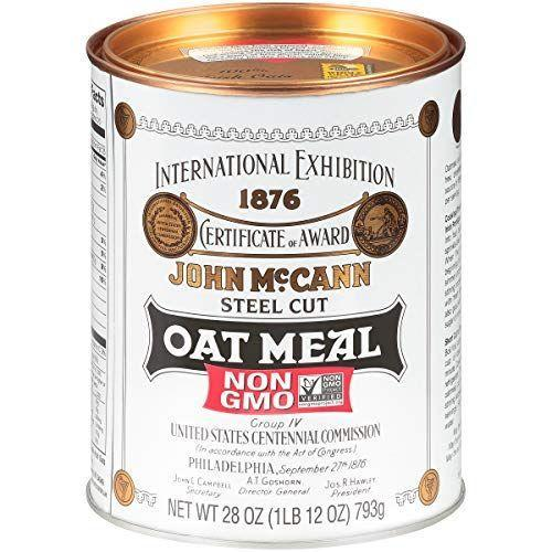 "<p><strong>McCann's Irish Oatmeal</strong></p><p>amazon.com</p><p><a href=""https://www.amazon.com/dp/B001EO5U3I?tag=syn-yahoo-20&ascsubtag=%5Bartid%7C10055.g.3909%5Bsrc%7Cyahoo-us"" rel=""nofollow noopener"" target=""_blank"" data-ylk=""slk:Shop Now"" class=""link rapid-noclick-resp"">Shop Now</a></p><p><strong>McCann's Irish Steel Cut Oats</strong> provide a ton of fiber, vitamins, and minerals per serving — and get you a hot breakfast in minutes. They also come in <a href=""https://www.amazon.com/McCanns-Instant-Oatmeal-Original-Ounce/dp/B01ALKIQGS?tag=syn-yahoo-20&ascsubtag=%5Bartid%7C10055.g.3909%5Bsrc%7Cyahoo-us"" rel=""nofollow noopener"" target=""_blank"" data-ylk=""slk:convenient microwavable cups"" class=""link rapid-noclick-resp"">convenient microwavable cups</a> too. A diet rich in whole grains and other plant foods can reduce your risk of certain diseases, making <a href=""https://www.goodhousekeeping.com/health/diet-nutrition/a31028145/oatmeal-benefits/"" rel=""nofollow noopener"" target=""_blank"" data-ylk=""slk:oats"" class=""link rapid-noclick-resp"">oats</a> a versatile choice for any meal. We find this choice very hearty and perfect for a filling breakfast option.<br></p>"