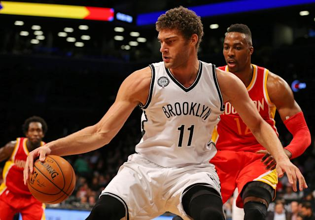 Sources: Nets turn focus to working on Lopez deal with Thunder