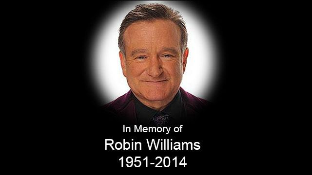 Actor Robin Williams found dead in apparent suicide