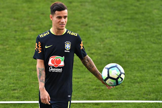 Barcelona to Make Offer to Liverpool For Philippe Coutinho Transfer
