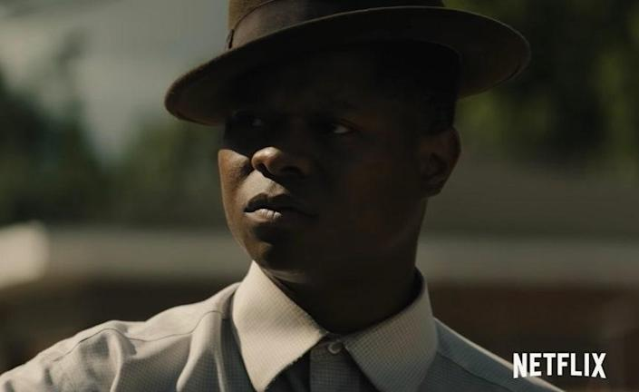 """<p>This Dee Rees–directed film is set in the World War II–era Mississippi Delta. It tells the story of two families, one Black and one white: how their experiences differ in that part of the country—and how they work through and around those intrinsic prejudices. </p> <p><a href=""""https://www.netflix.com/watch/80175694?source=35"""" rel=""""nofollow noopener"""" target=""""_blank"""" data-ylk=""""slk:Available to stream on Netflix"""" class=""""link rapid-noclick-resp""""><em>Available to stream on Netflix</em></a></p>"""