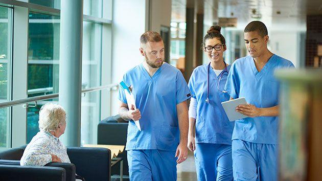Junior doctors want to see the number of consecutive night shifts reduced from seven to four. Source: iStock Getty.