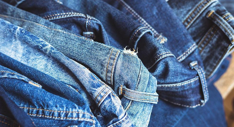 Chip Bergh, CEO of Levi's, says you should never wash jeans. [Photo: Getty]