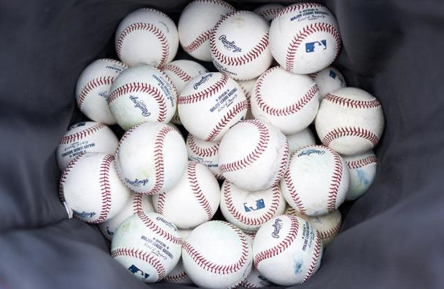 MLB has appointed a committee of physicists and scientists to determine if the baseballs used in 2017 were different from past seasons. (AP)