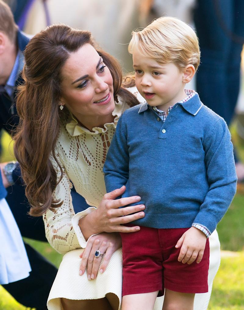 Prince George Will Attend an Unexpected School This Fall