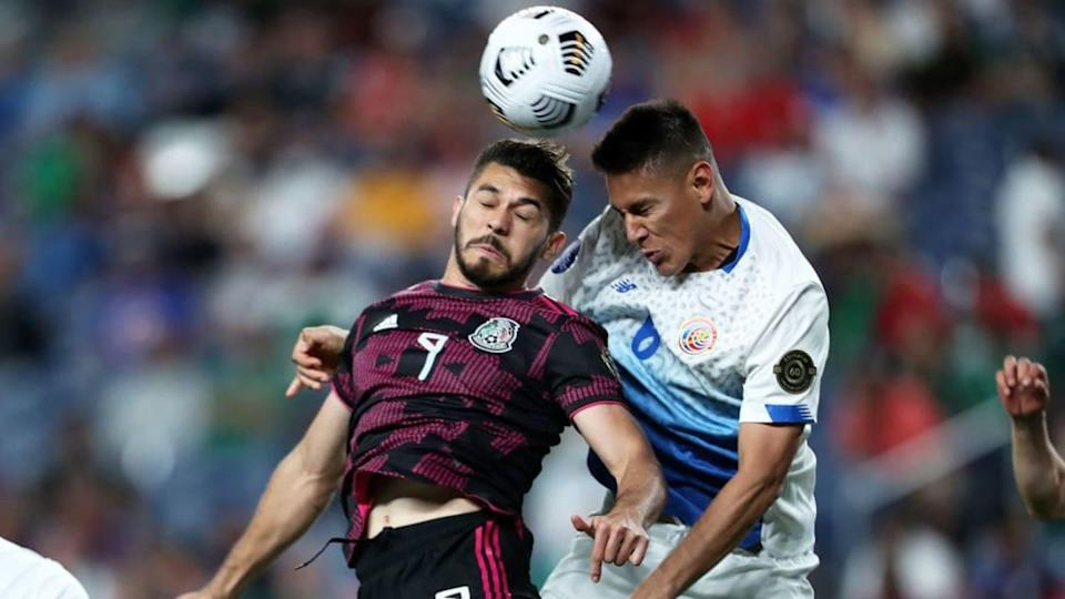 Mexico v Costa Rica: Semifinals - CONCACAF Nations League Finals | Omar Vega/Getty Images