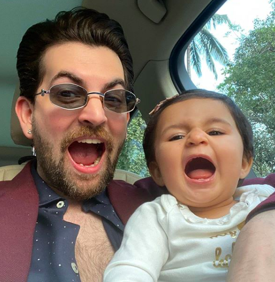 Bollywood actor Neil Nitin Mukesh and his wife Rukmini named their first child Nurvi Neil Mukesh. Nurvi has origins in the Sanskrit language which mean precious.