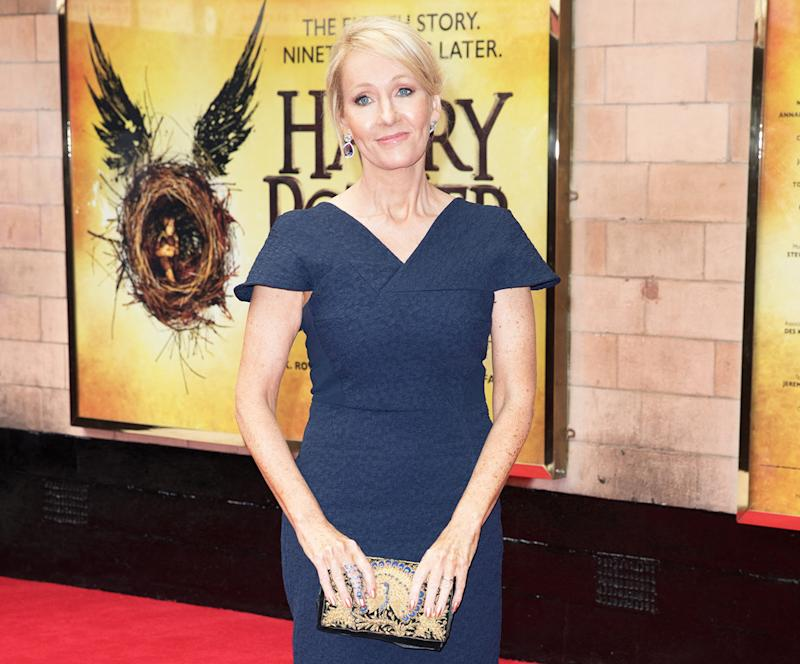 J.K. Rowling Says 'Cursed Child' Is the Last Harry Potter Story: 'Harry Is Done Now'
