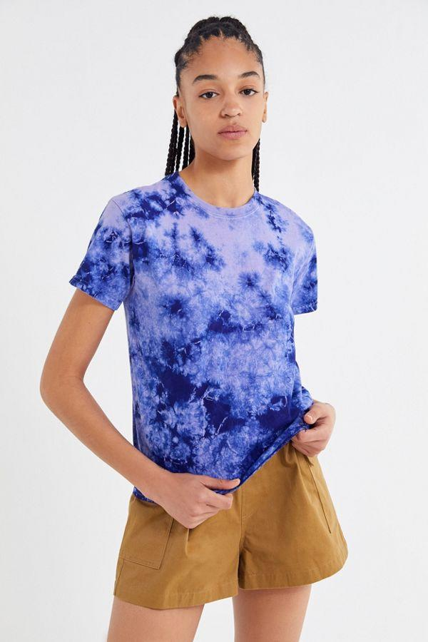 Vintage tie-dye tee by Urban Outfitters