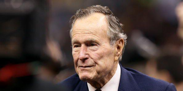 Former President George HW Bush is OUT of the ICU