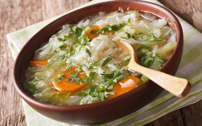 Soups and shakes could help some people to reverse type II diabetes - Sergii Koval / Alamy Stock Photo