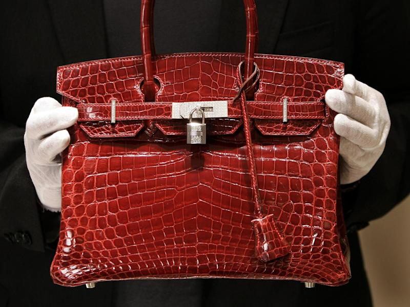 Hermès Birkin bag: Getty Images