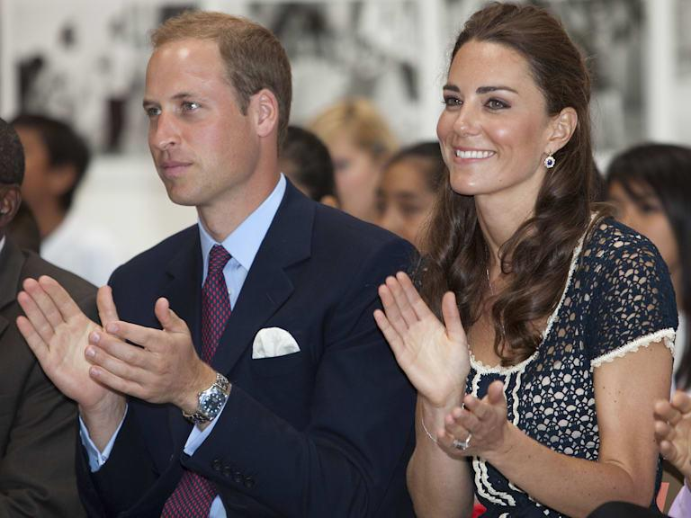 Duke And Duchess Of Cambridge In California - Day Three