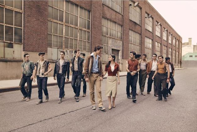'West Side Story': First look at Steven Spielberg's upcoming remake