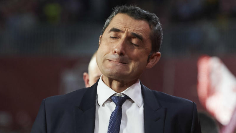 Barcelona coach Valverde: Supercopa is only in Saudi Arabia for money