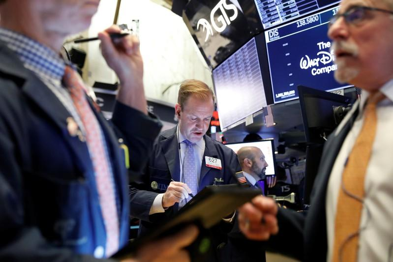 Markets Right Now: S&P 500, Dow lower as tech falters