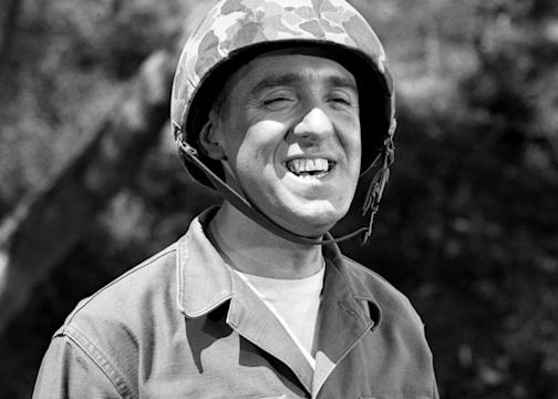 Jim Nabors as Gomer Pyle (Photo: CBS Photo Archive via Getty Images)