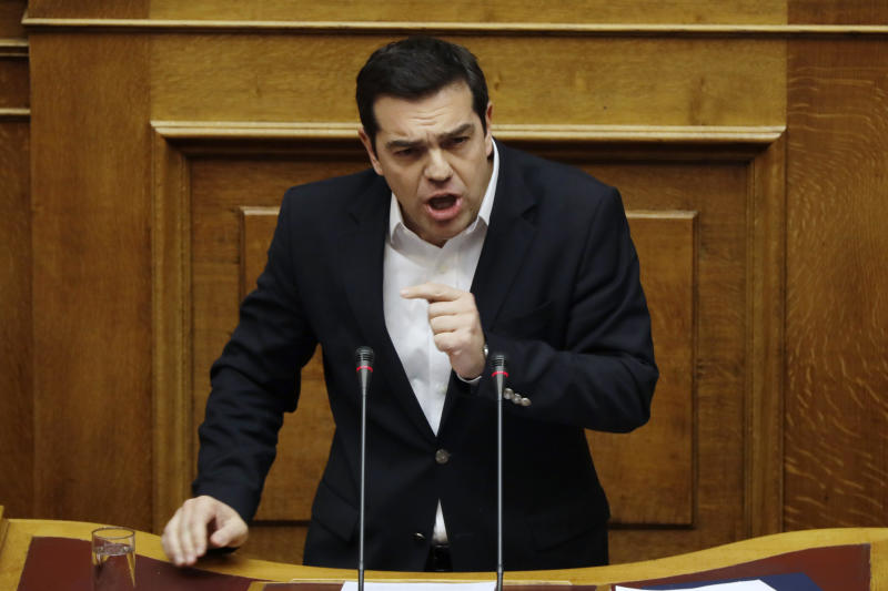 Greece's Tsipras: the era of austerity is over