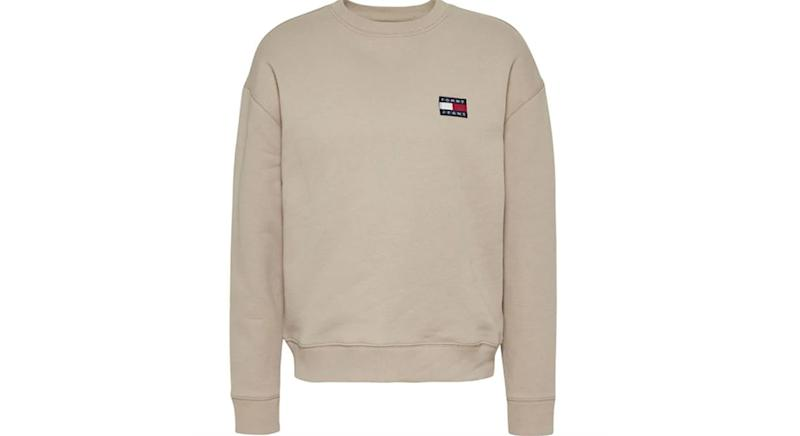 Tommy Jeans Badge Crew Sweatshirt