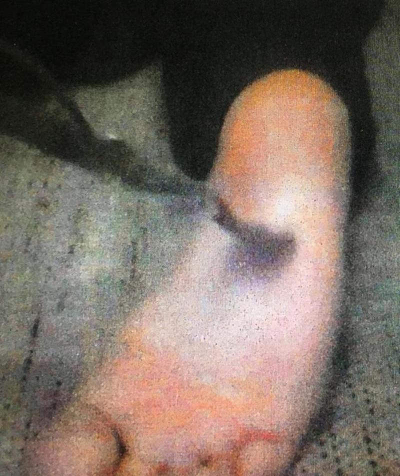 The women allegedly sent videos of themselves through Skype (Picture: CEN)