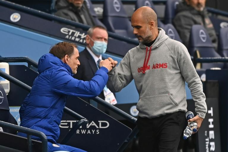 Thomas Tuchel's Chelsea and Pep Guardiola's Manchester City will meet in Porto