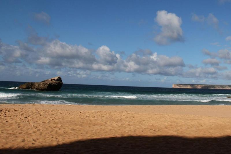A file photo of a beach in the Algarve, Portugal (PA)