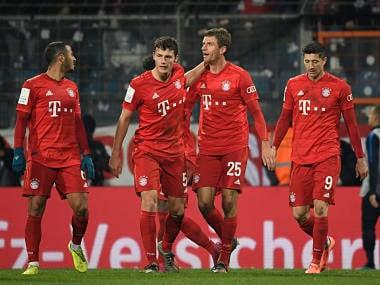 Bundesliga: Bayern Munich still favourites to win title as league resumes in empty stadiums